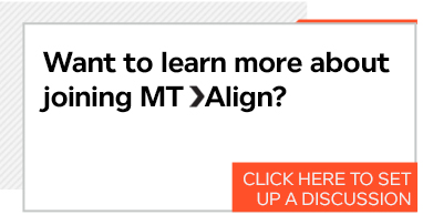 Want to learn more about Joining Mt >Align?