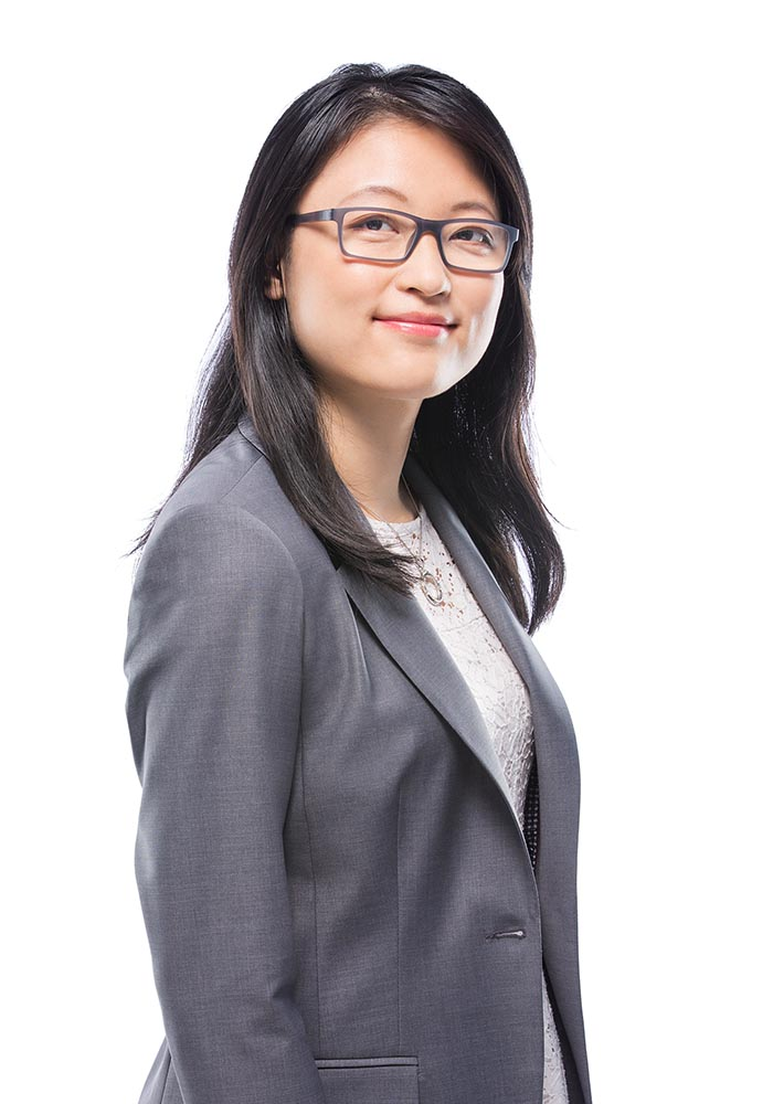 This is a photo of Ellen Yifan  Chen