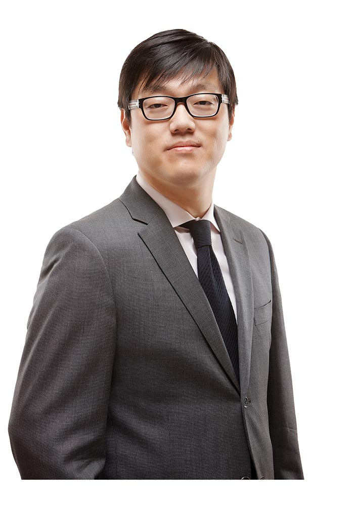 This is a photo of TJ  Kang