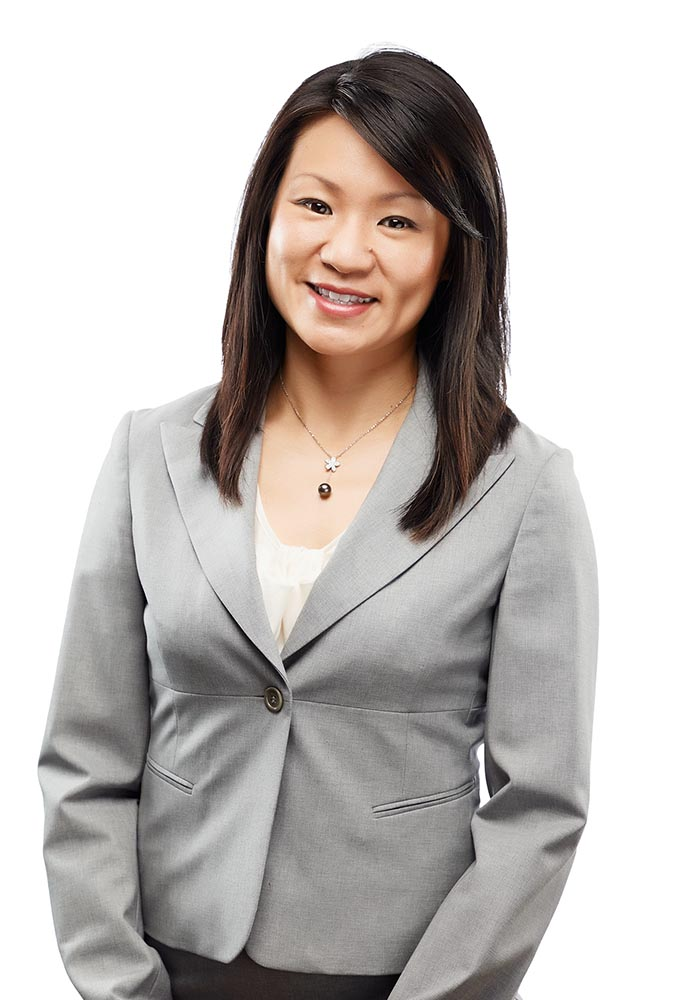 This is a photo of Michele F. Siu