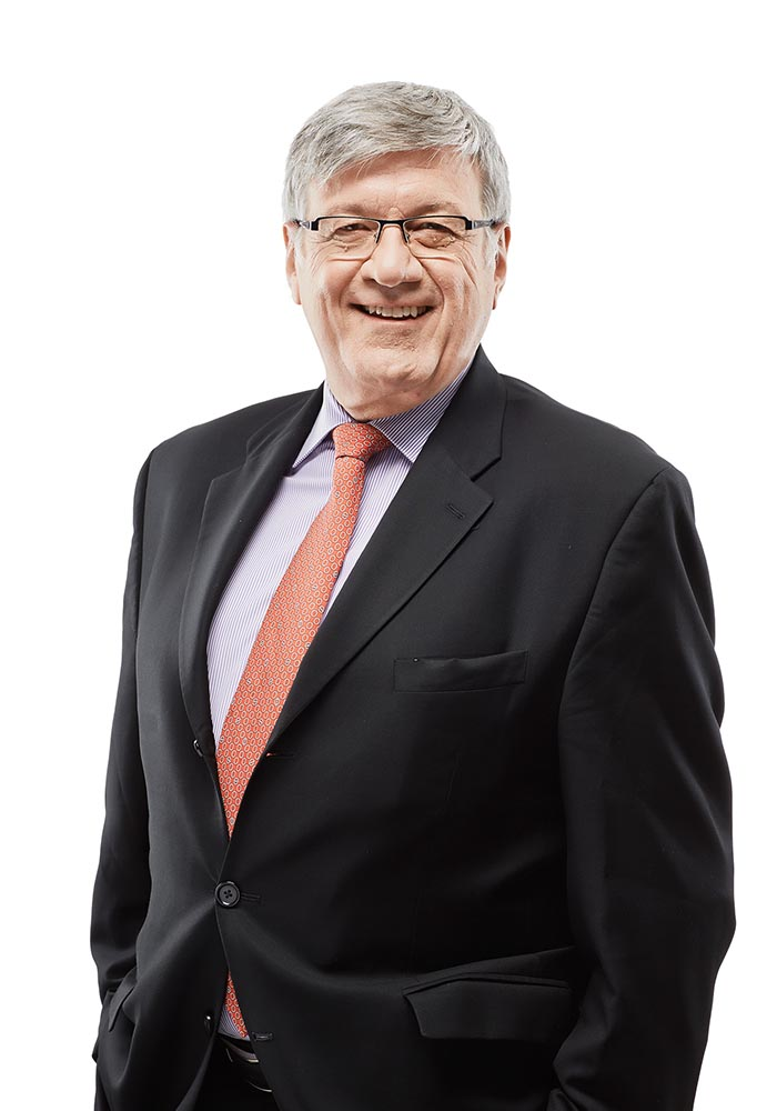 This is a photo of Gérald R. Tremblay