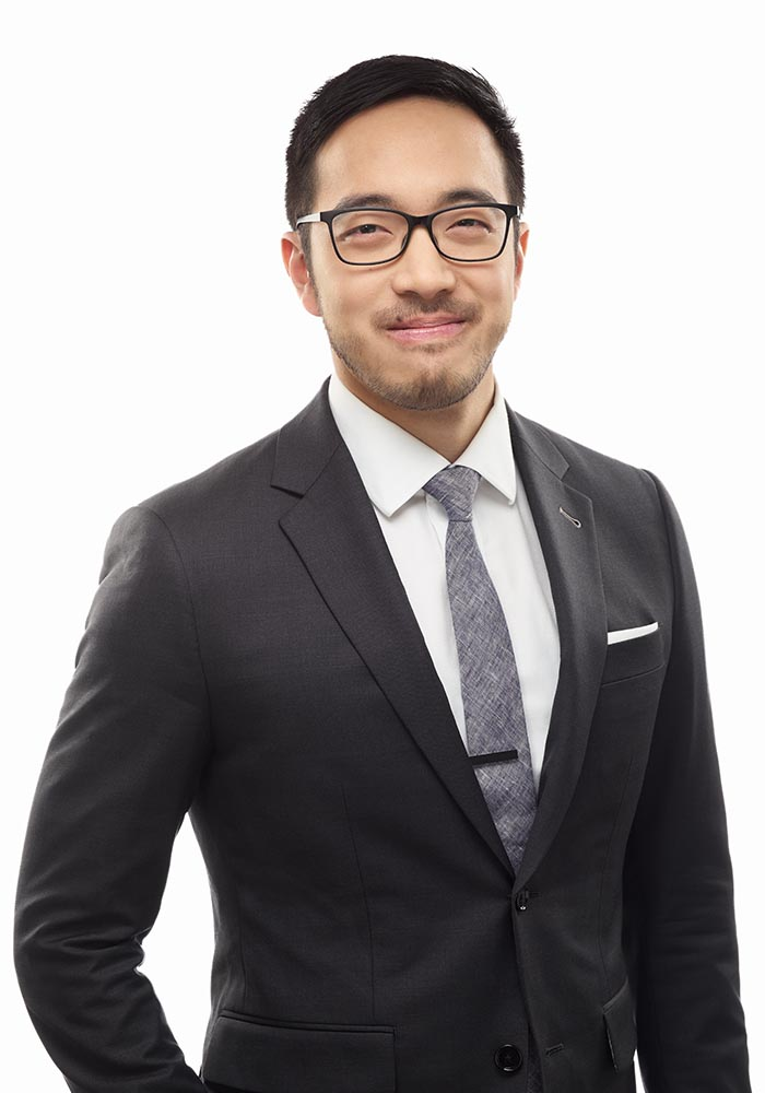 This is a photo of Fred  Wu