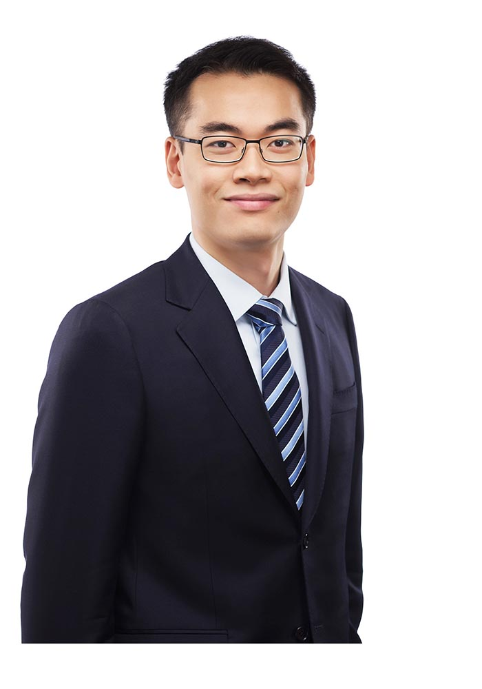 This is a photo of Dean  Xiao