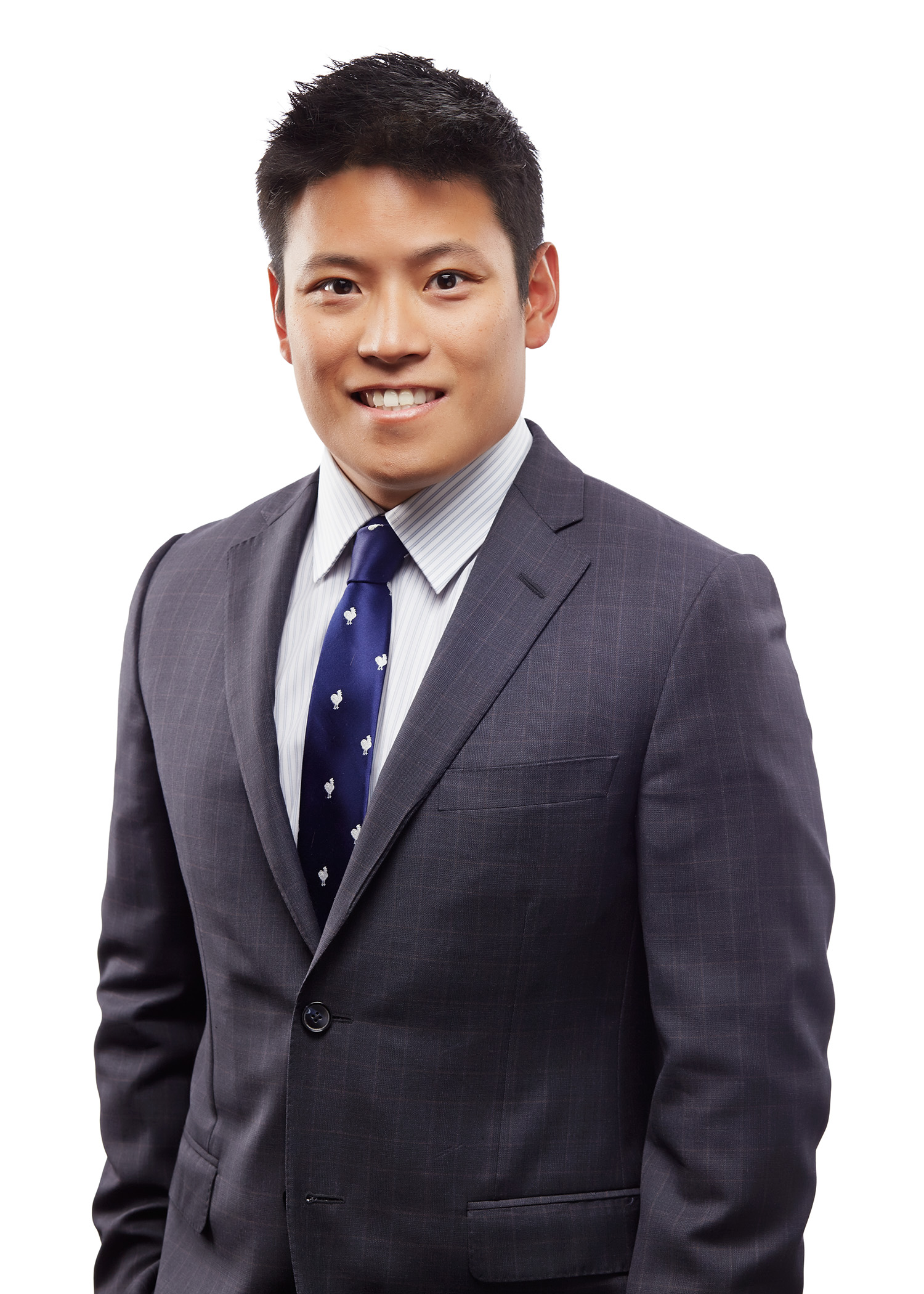 This is a photo of Albert  Lin