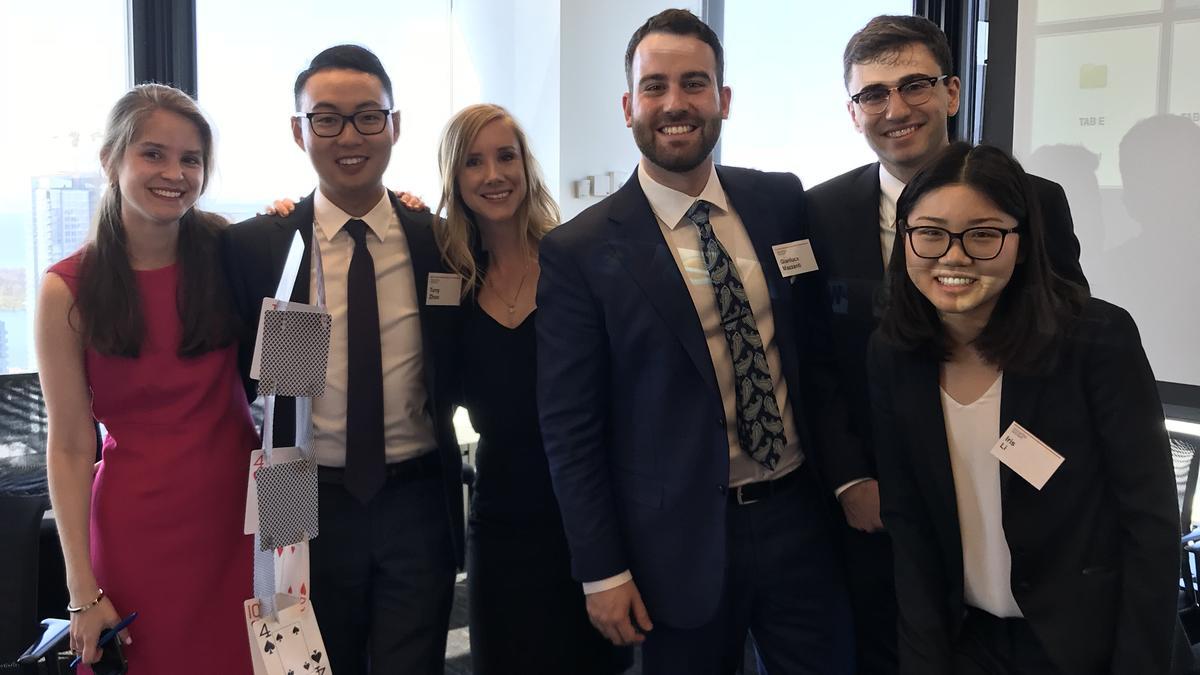 Photo - Orientation des étudiants d'été Toronto 2019
