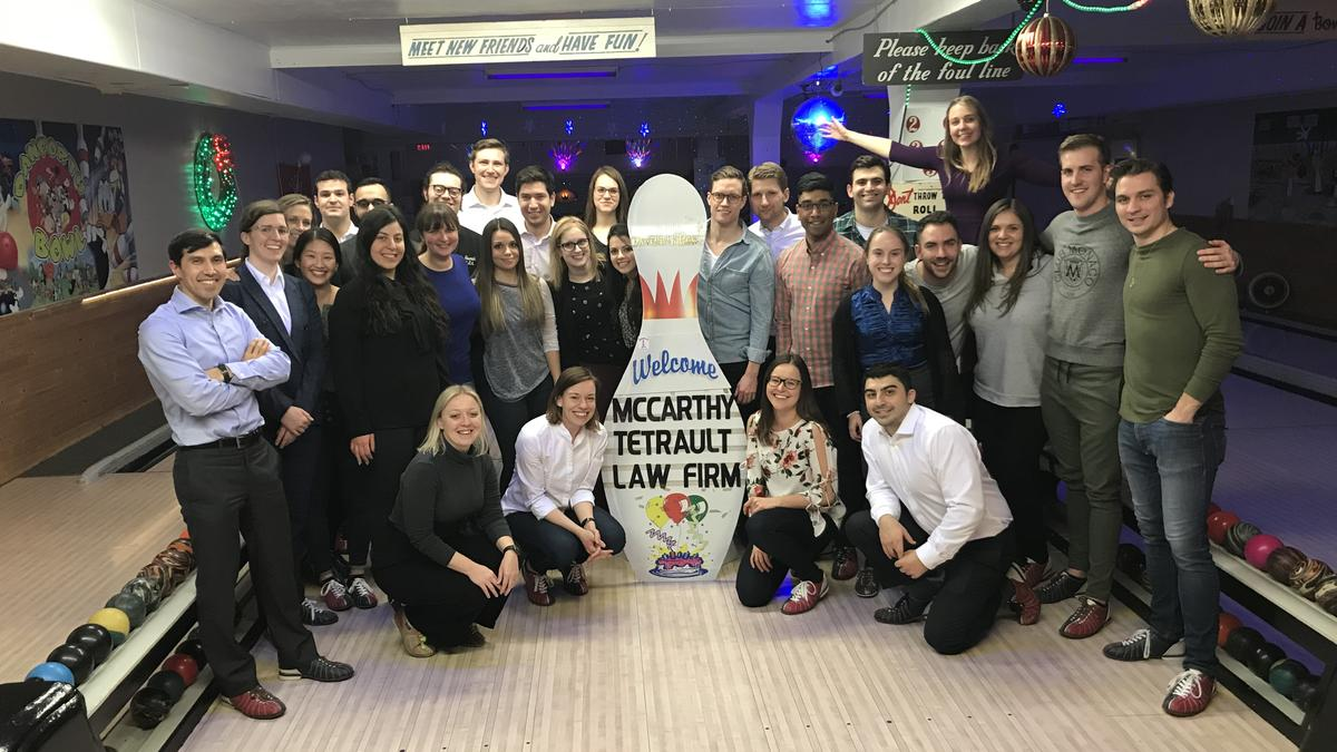 Photo - Toronto Student and Associate Event - Danforth Bowl