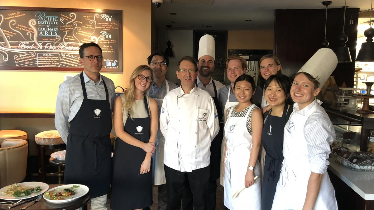 IRON CHEF CHALLENGE WITH SUMMER STUDENTS AND OUR VANCOUVER REGIONAL MANAGING PARTNER - WHO WILL REIGN SUPREME