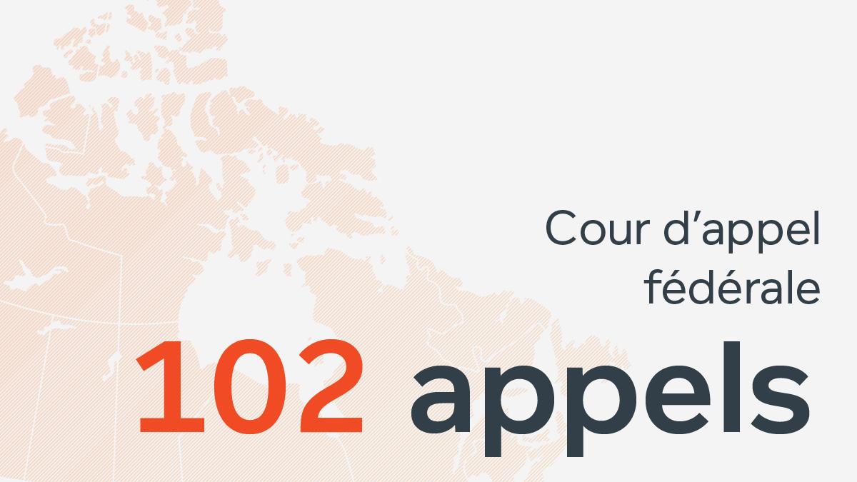 102 appels