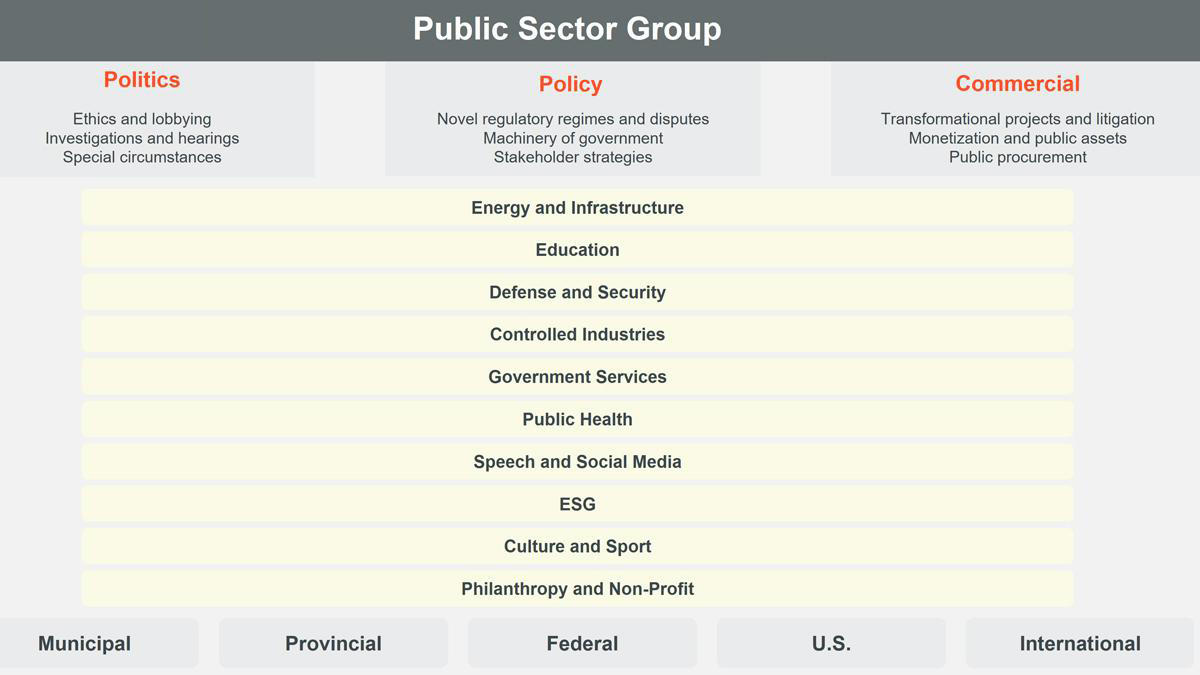 Public Sector Group