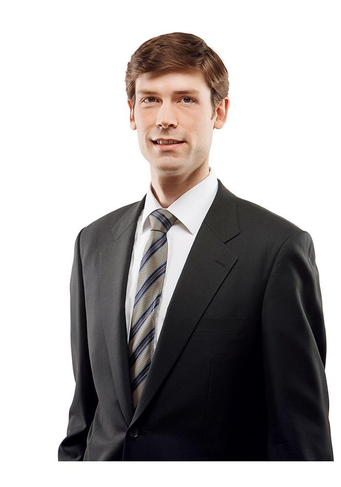 This is a photo of Patrick Deutscher