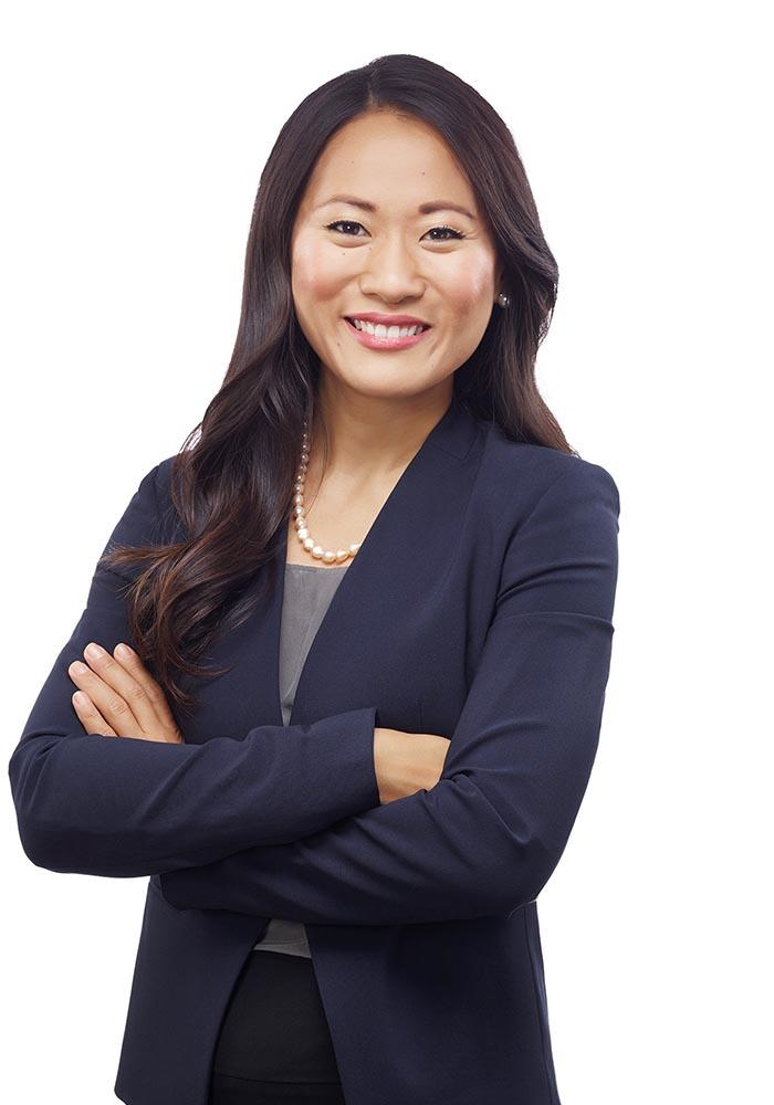 This is a photo of This is a photo of Julianne Gu