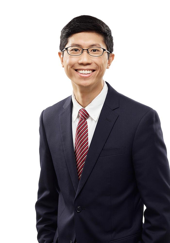 This is a photo of Benjamin Lai