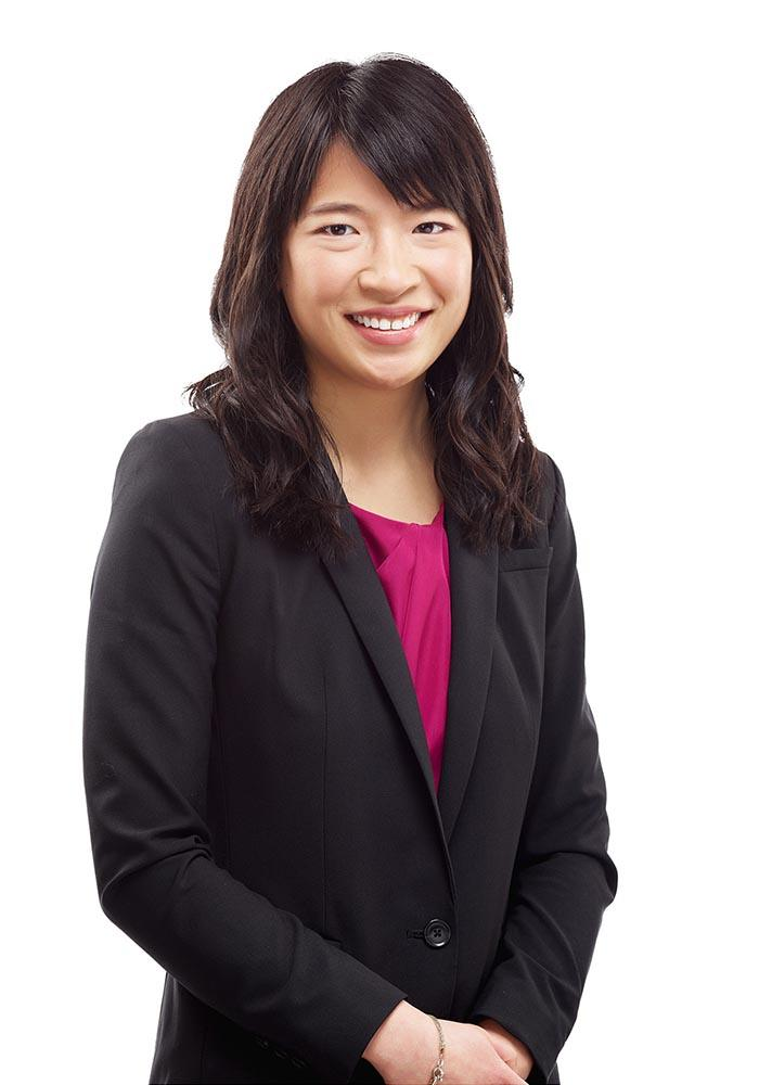 This is a photo of Carolyn Lee