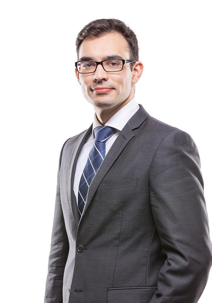 This is a photo of Nadir Pracha