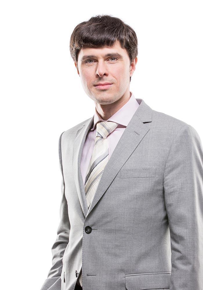 This is a photo of Konstantin Sobolevski