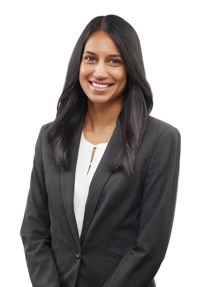 This is a photo of Sharanya Thavakumaran