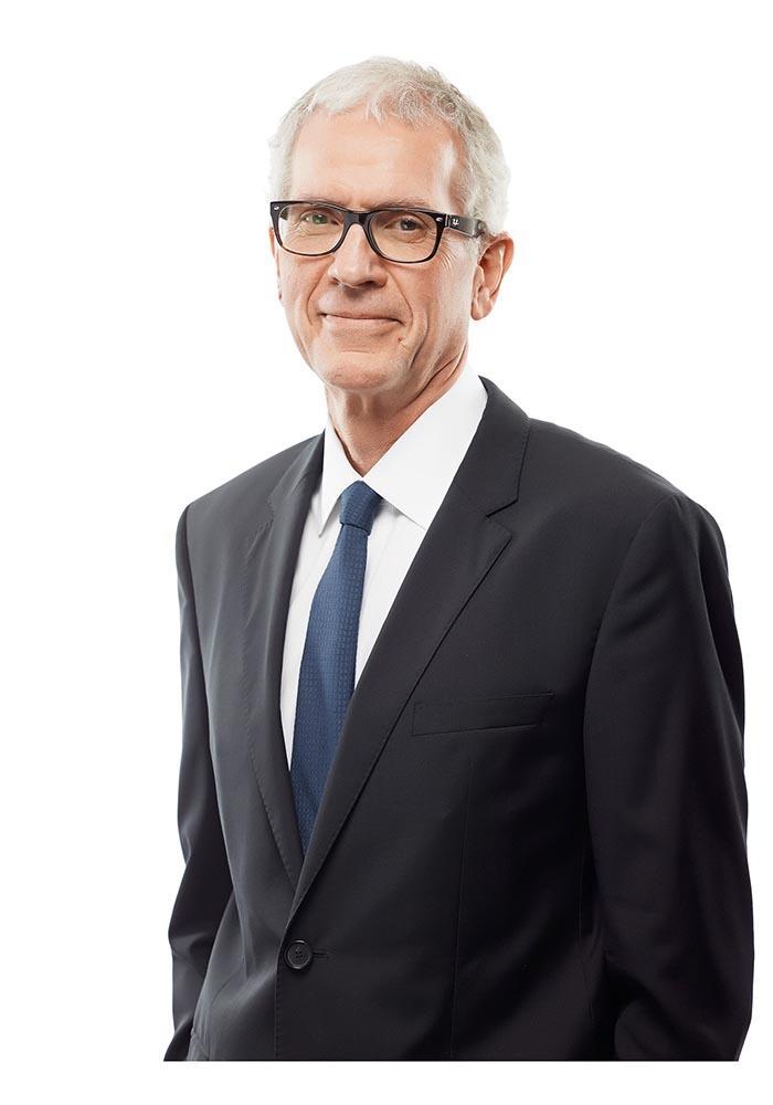 This is a photo of Gordon Willcocks