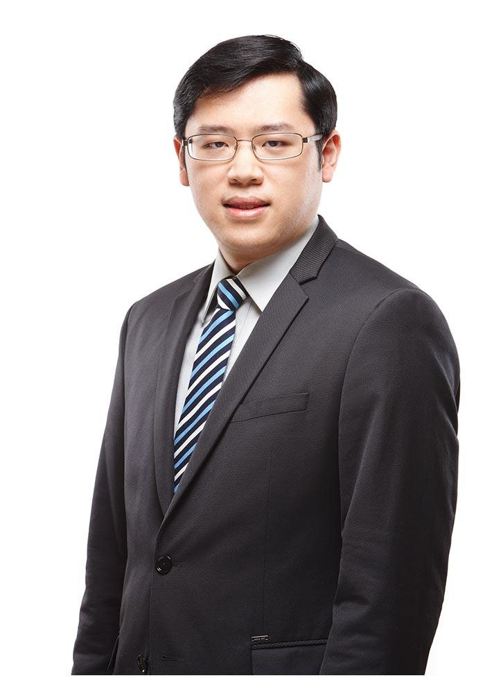 This is a photo of Vincent Yip