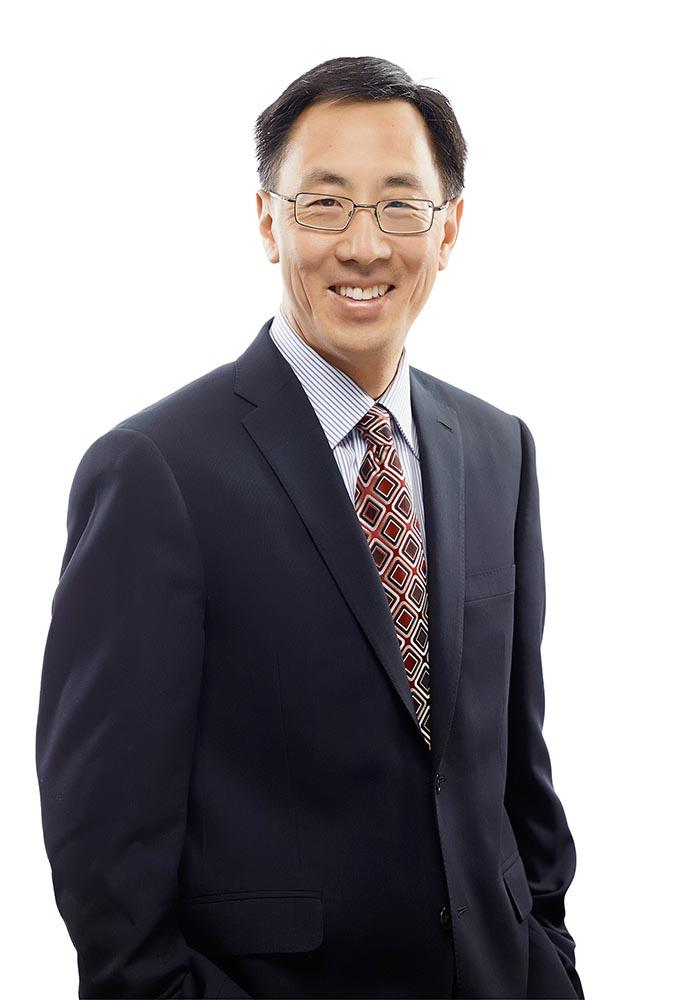 This is a photo of John C. Yuan