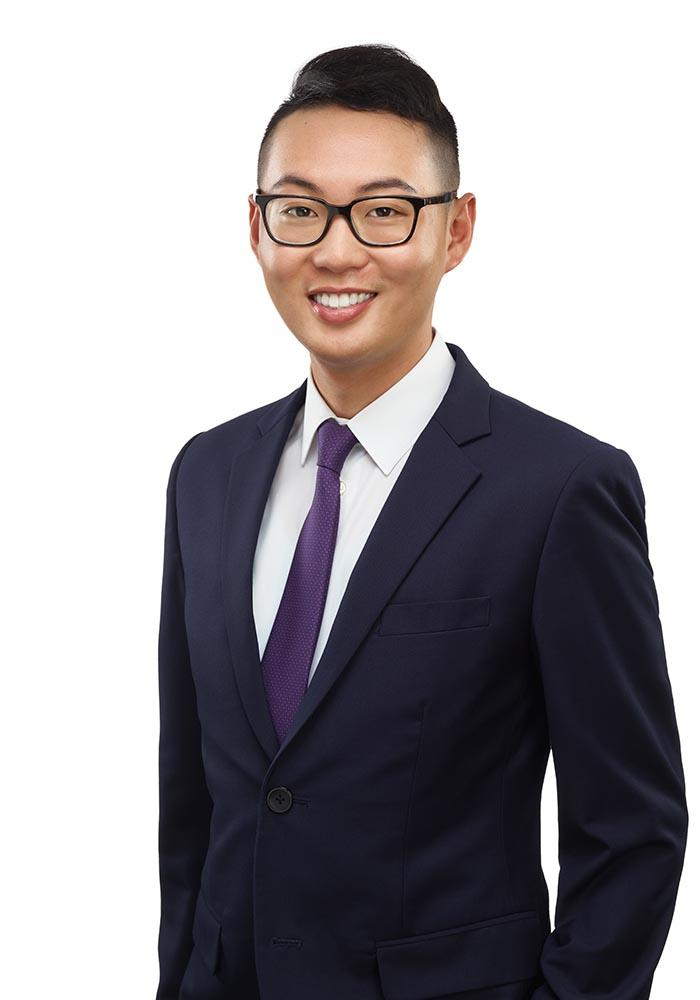 This is a photo of Tony Zhou photo