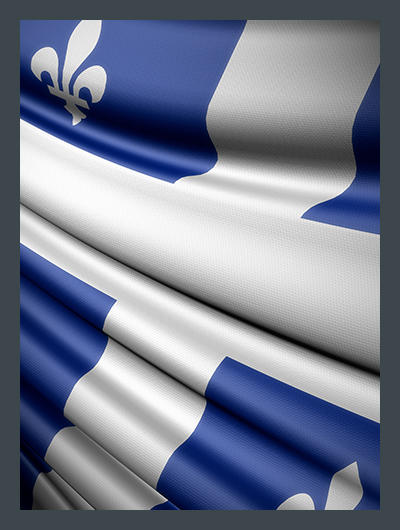 Drapeau Quebec Flag