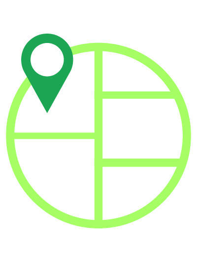 Projects Map Icon