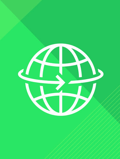 global projects map Icon