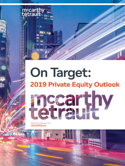 On Target: 2019 Private Equity Outlook - Learn more about trends to watch