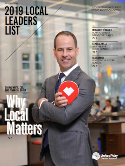 Local Leaders Magazine Cover