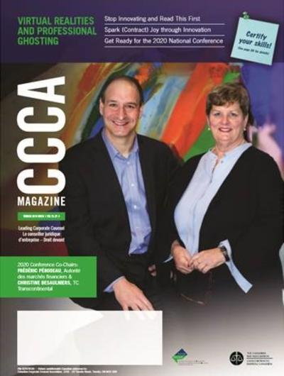 Article CCCA Cover