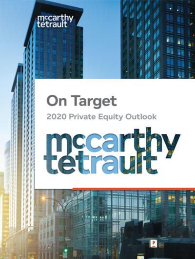 On Target: 2020 Private Equity Outlook