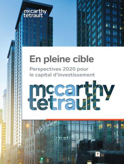 En pleine cible : Perspectives 2020 pour le capital d'investissement