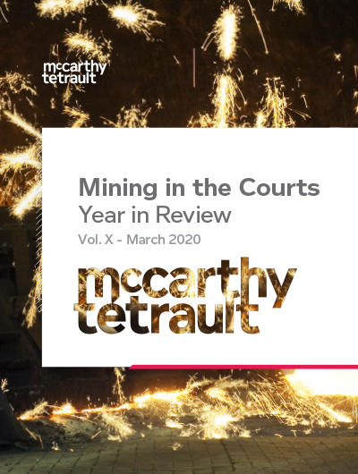 Mining the Courts