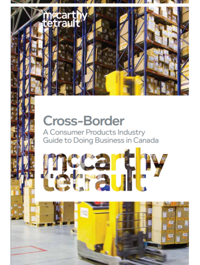 Cross-Border publication image cover (warehouse)