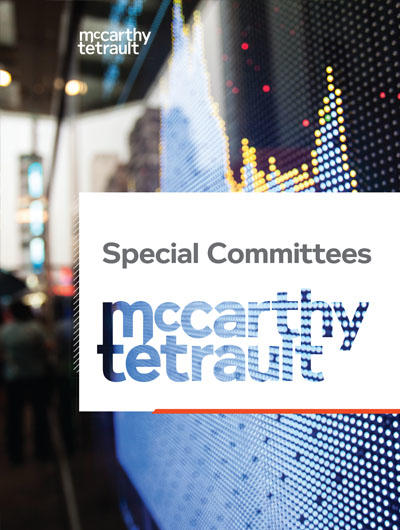 Special Committees Cover image
