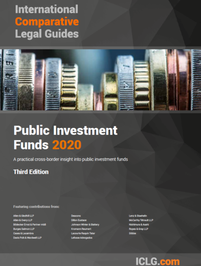 Cover for International Comparative Legal Guide to: Alternative Investment Funds 2020