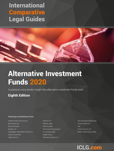 International Comparative Legal Guide to: Alternative Investment Funds 2020