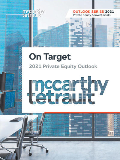 On Target: 2021 Private Equity Outlook