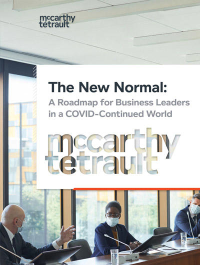 The New Normal: A Roadmap for Business Leaders in a COVID-Continued World