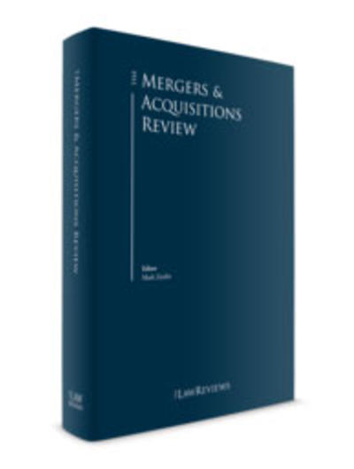 The Mergers & Acquisitions Review – Canada