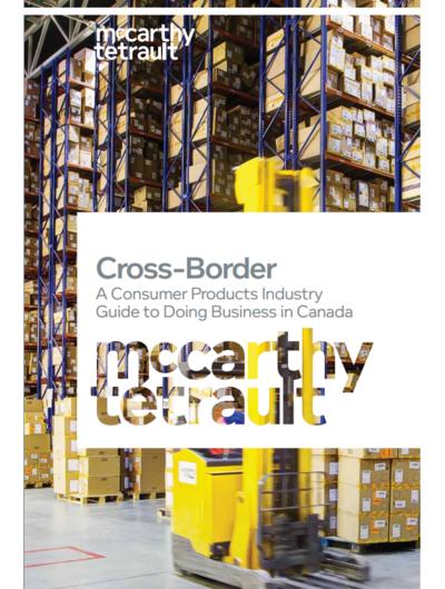 Cross-Border publication image cover (warehouse)