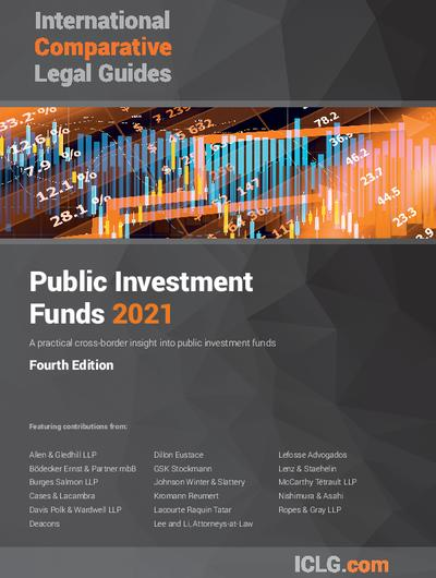 International Comparative Legal Guide to: Public Investment Funds 2021